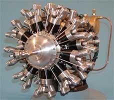 Cylpic on Sleeve Valve Aircraft Engine